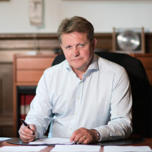 Ulf Andersson, lawyer and partner